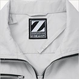 自重堂Z-DRAGON 74090  [春夏用]空調服 半袖ブルゾン ポリ100% 調整ヒモ