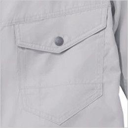 自重堂Z-DRAGON 74090  [春夏用]空調服 半袖ブルゾン ポリ100% ポケット