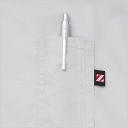 自重堂Z-DRAGON 74090  [春夏用]空調服 半袖ブルゾン ポリ100% ペン差しポケット