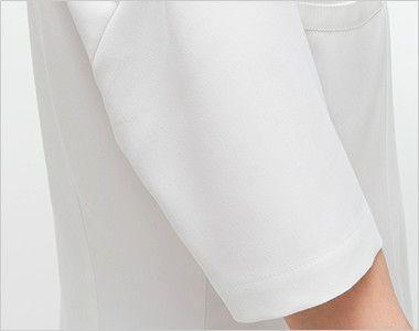 FE4522 ナガイレーベン(nagaileben) フェルネ チュニック(女性用) 腕を細くみせてくれるスッキリした袖