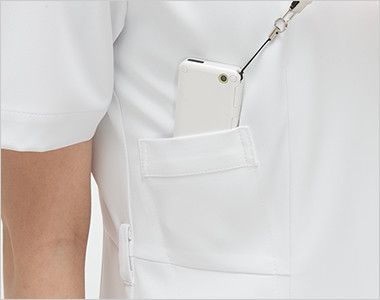 FT4552 ナガイレーベン(nagaileben) フェルネ チュニック(女性用) PHSポケット
