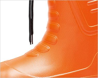 ジーベック 85715 EVA軽量防寒ショート丈長靴 外気の影響を受けにくく耐寒性に優れた超軽量EVA素材