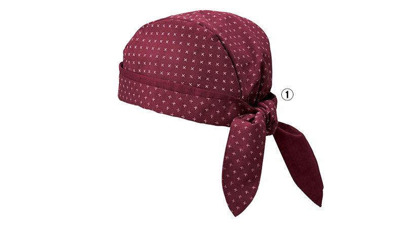 JA-6813 6814 6815 SUNPEX(サンペックス) バンダナ帽 商品詳細・こだわりPOINT