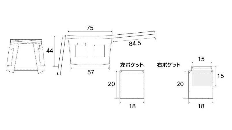 55-HS2504 ポケットサイズ