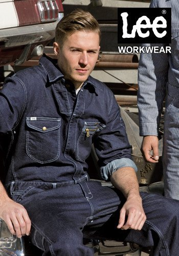 WORK WEAR「Lee」のツナギ