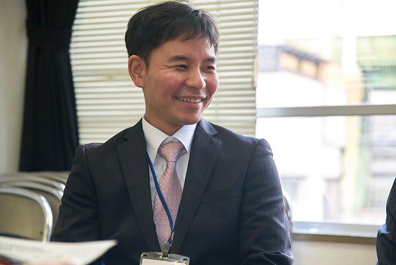 東田端地域振興室室長、上里様