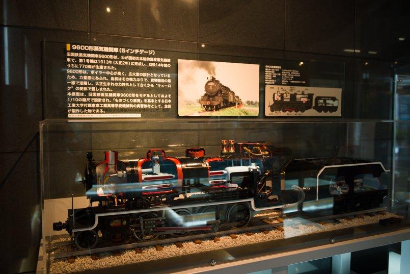 蒸気機関車(SL)